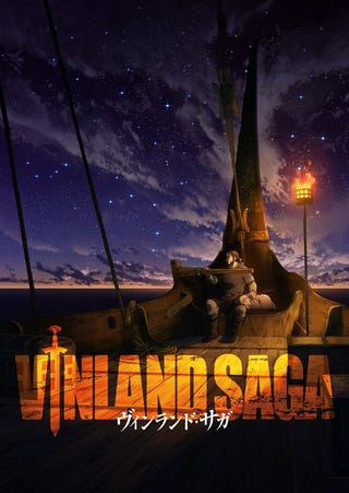 Illustration for article titled Enjoy the newest promo of the anime of Vinland Saga
