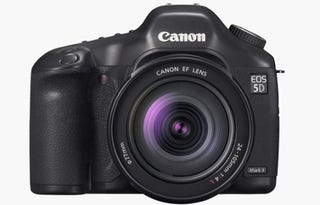 Illustration for article titled Canon Announcing Digital Rebel XTi or EOS 5D Successor Jan. 24