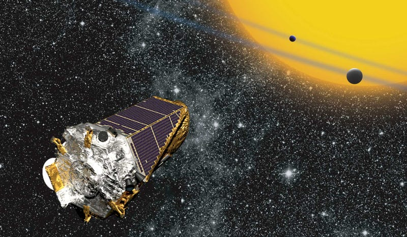 Artist's conception of Kepler / NASA