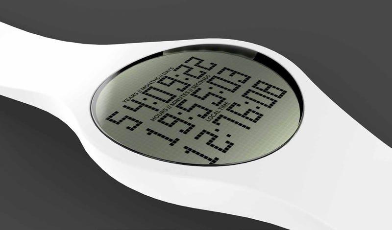 Illustration for article titled Tikker, el reloj de pulsera que mide el tiempo que te queda de vida