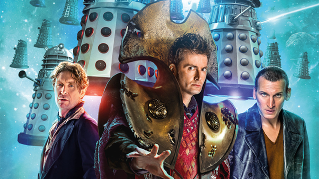 Doctor Who s Big New Event Is All About Cheating Death (and That Assholish Tenth Doctor)