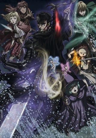 Illustration for article titled Berserk´s anime new season will premier in April