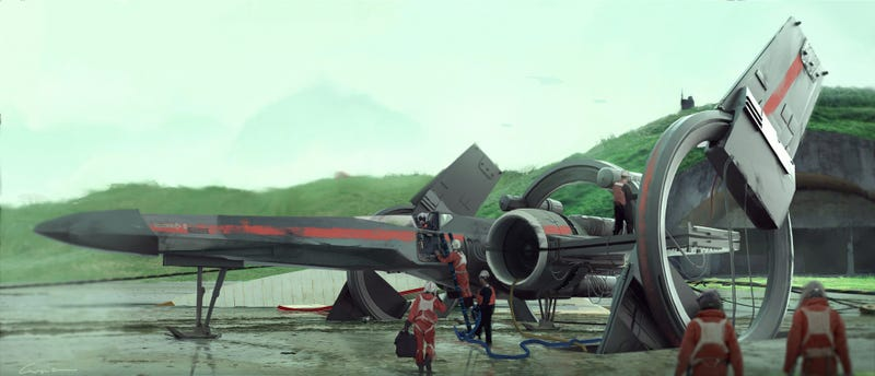Illustration for article titled X-Wing, Y-Wing...Z-Wing?