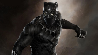 Illustration for article titled Here's Our First Look At Marvel's Black Panther In Action!