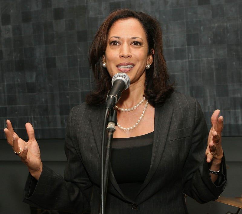 California Attorney General Kamala D. Harris (Getty Images)