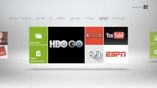 Illustration for article titled Xbox 360 Dashboard Gallery