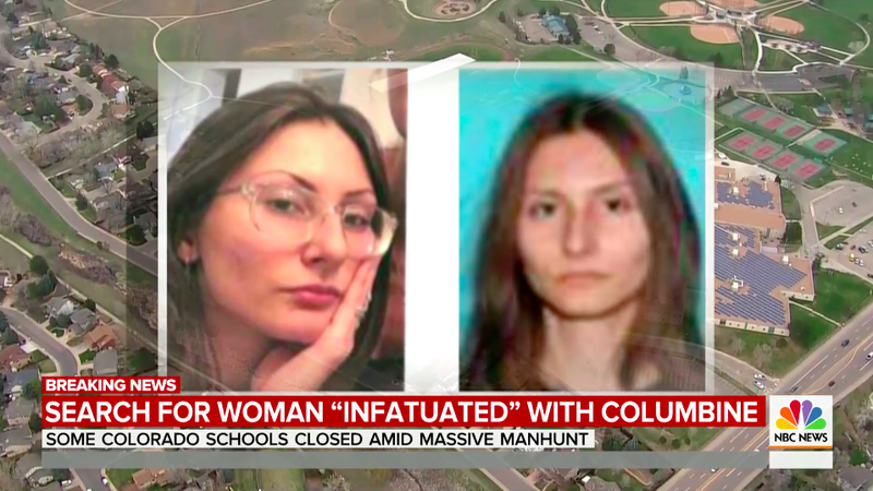 Illustration for article titled Denver Schools Close as FBI Searches for Woman 'Infatuated' With Columbine [Updated]