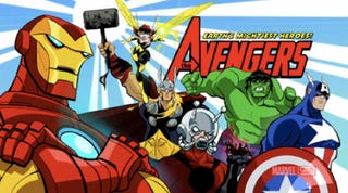 Illustration for article titled Avengers (And Tron) Assemble On Disney TV Channels