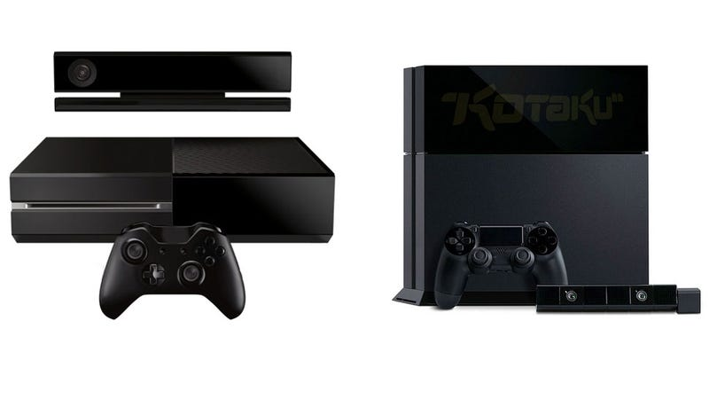Illustration for article titled The PS4 or Xbox One? Can You Tell the Difference?