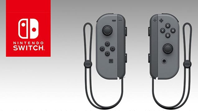 Grab An Extra Set of Joy-Con From This Amazon Sale