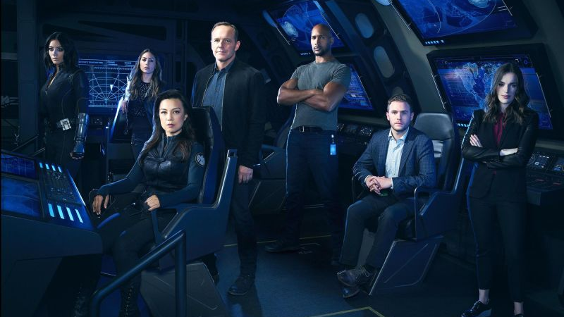 AGENTS OF SHIELD Season 5 Premiere Date
