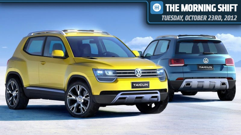 GM Wants More Credit, VW Unveils The Taigun, And BMW Gets ...