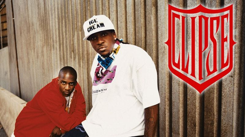 Illustration for article titled A new Clipse record is definitely on the way, at some point