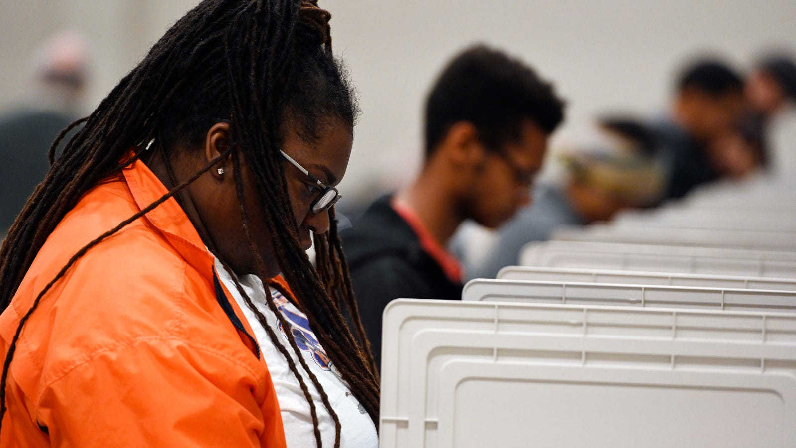 Exclusive: Thousands of Black Votes in Georgia Disappeared and No One Can Explain It