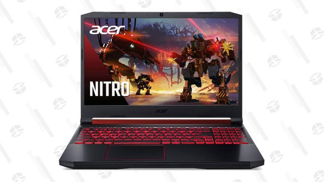The Acer Nitro 5 Comes With an i7 and RTX 2060 for $150 off, Today Only