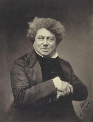 Alexander Dumas père(1802-1870)Google Art Project
