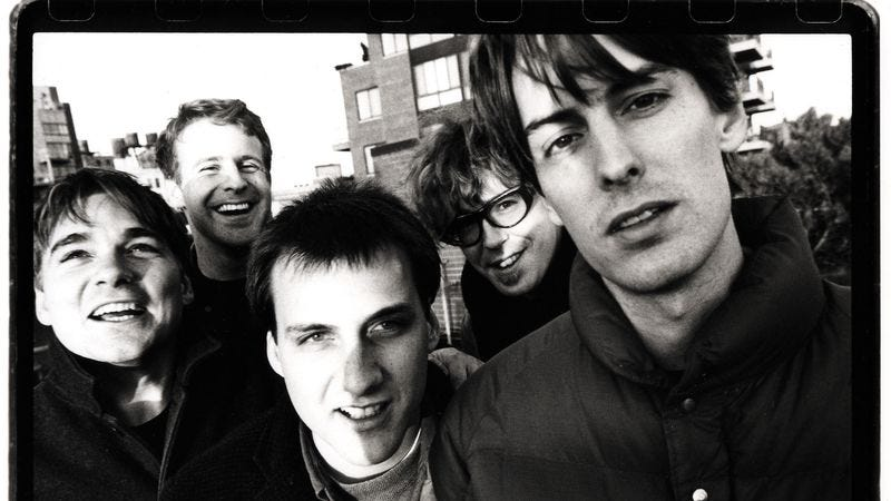 """Illustration for article titled """"Trigger Cut"""" is one of the gems of Pavement's early days"""