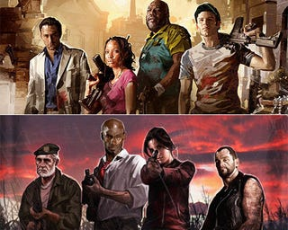 Illustration for article titled Valve: Left 4 Dead 2 Pre-orders 4 Times The 1st