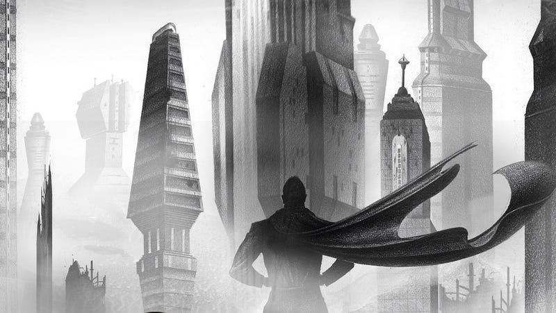 Illustration for article titled Brandon Sanderson Explains Why Superhero Books Are So Hard To Get Right