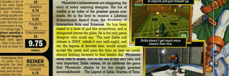 Pengakuan Fan Zelda Buruk, atau: Bagaimana Saya Belajar