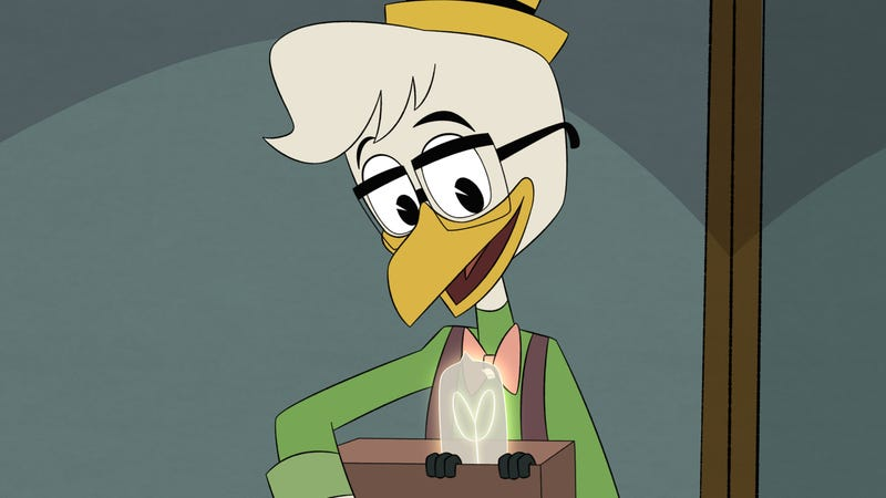Illustration for article titled DuckTales teases its past and backstories, in both narrative and self-aware fashion