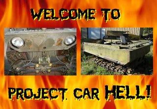 Illustration for article titled PCH, War Wagon Edition: Faun-Kraka or Studebaker Weasel?