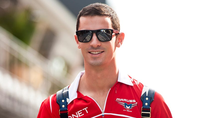 Illustration for article titled An American Is Back In F1 As Alexander Rossi Signs To Drive With Manor For Rest Of 2015