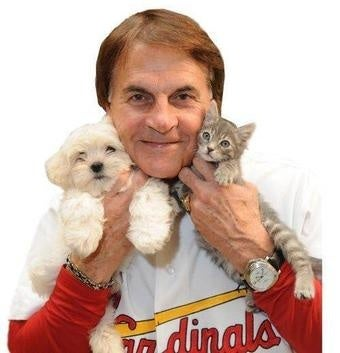 Illustration for article titled La Russa, Pujols Will Apolitically Attend Glenn Beck's Totally Apolitical Rally