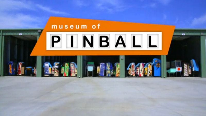 Illustration for article titled Get Involved, Internet: Help fund the World's Largest Museum of Pinball