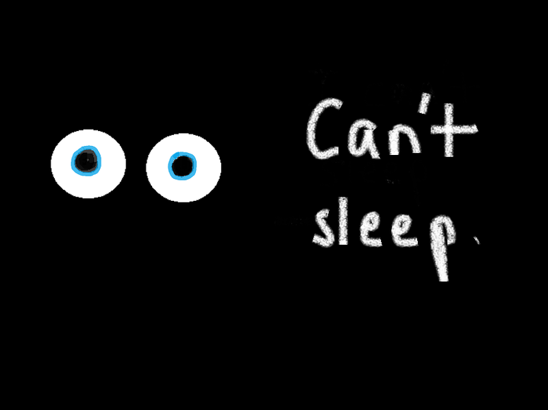 Illustration for article titled Talk to me about insomnia