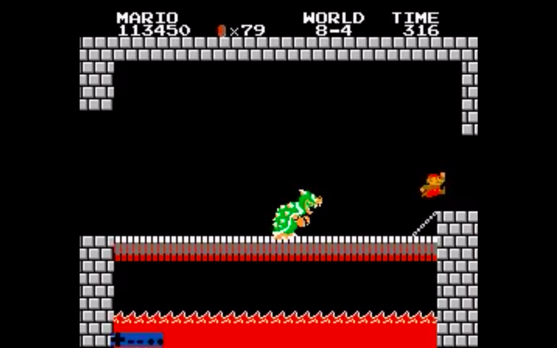Illustration for article titled Speedrunner Smashes A Computer-Assisted Super Mario Bros. Record By A Single Frame