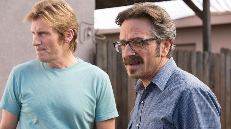 Illustration for article titled Maron offers Marc Maron the role of a lifetime: Marc Maron