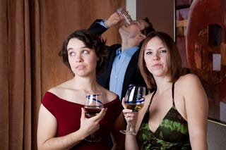 Illustration for article titled A Thanksgiving Drinking Game To Save Your Sanity, Ruin Your Liver
