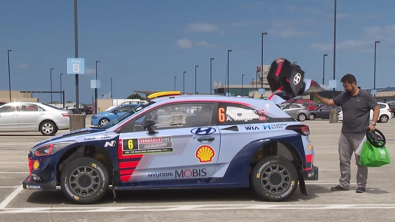 The Best Grocery Getter Is A Hyundai I20 Wrc