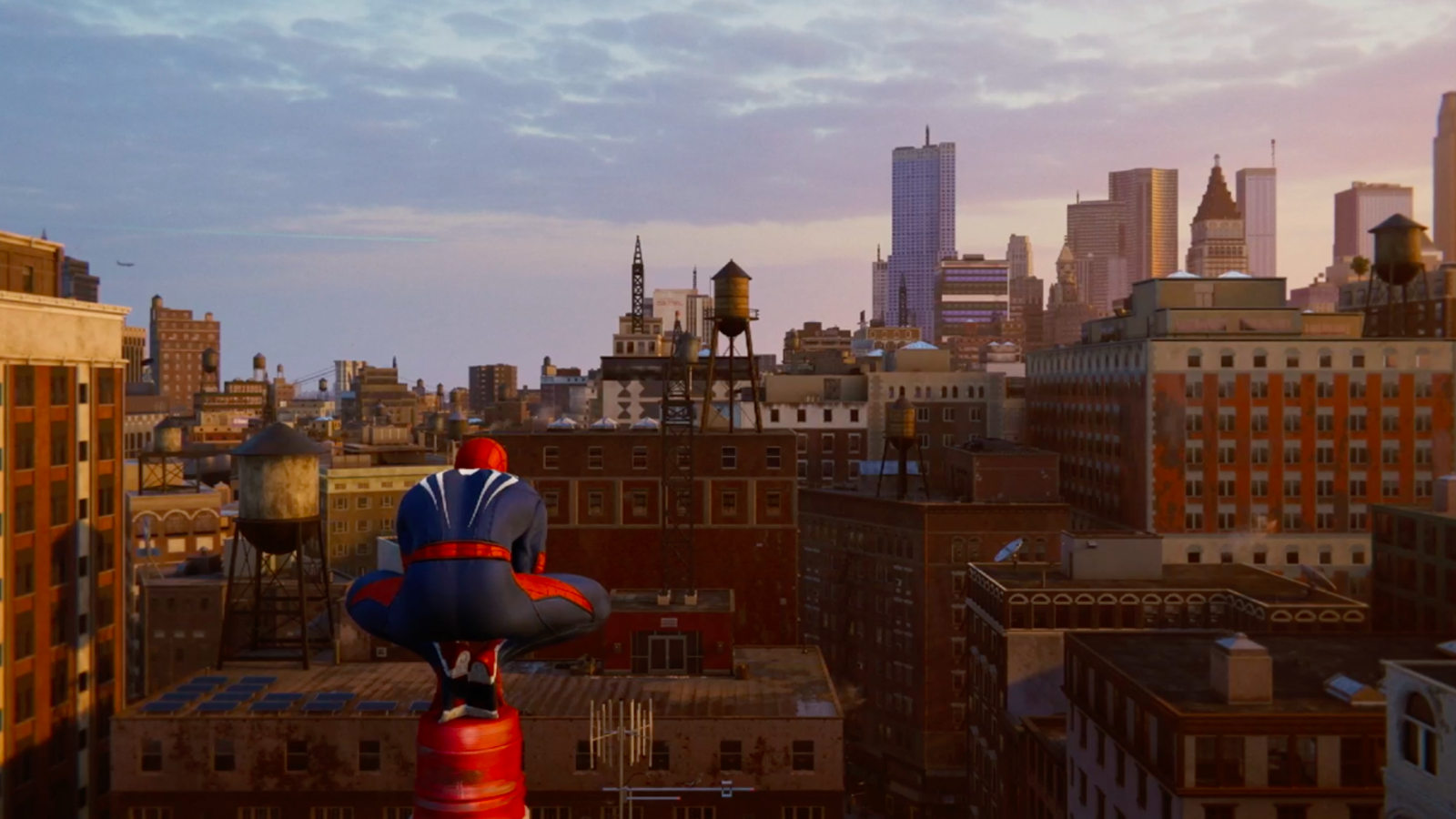 Swinging Through New York City As Spidey Feels Effortless