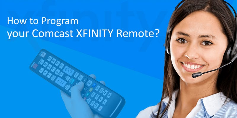 How to Program your Comcast XFINITY Remote?