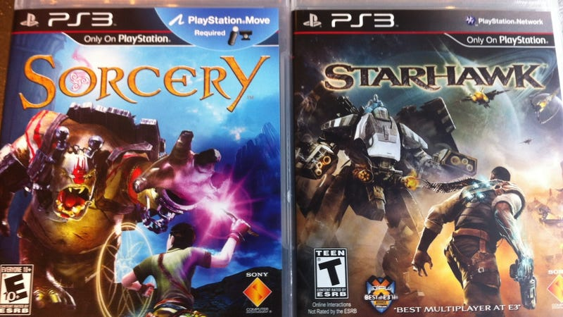 Illustration for article titled Do All of May's PlayStation 3 Exclusives Have the Same Cover?