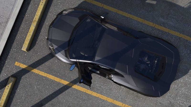 New GTA V Graphics Mod Looks Like The Future - Guy takes pictures showing just realistic grand theft auto v looks