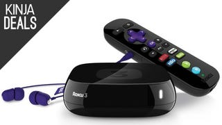 Illustration for article titled Smarten Up Your TV With a $63 Roku 3