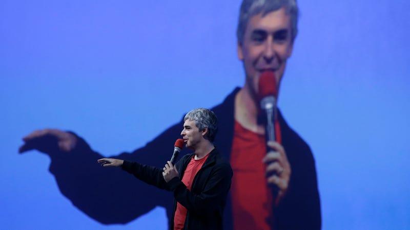 Illustration for article titled Larry Page ha invertido más de $100 millones en secreto para construir un coche volador