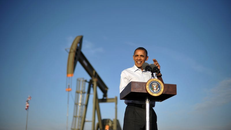 Illustration for article titled Obama Wants to Tax Oil Companies and Give the Money to Green Transportation Projects