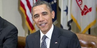 President Obama (Pool/Getty Images)