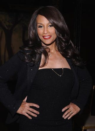 Beverly Johnson attends the Kithe Brewster fashion show during Mercedes-Benz Fashion Week Fall 2014 Feb. 13, 2014, in New York City.Fernando Leon/Getty Images