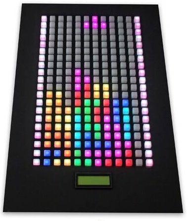 Illustration for article titled LED Tetris: Better Than Plain Tetris