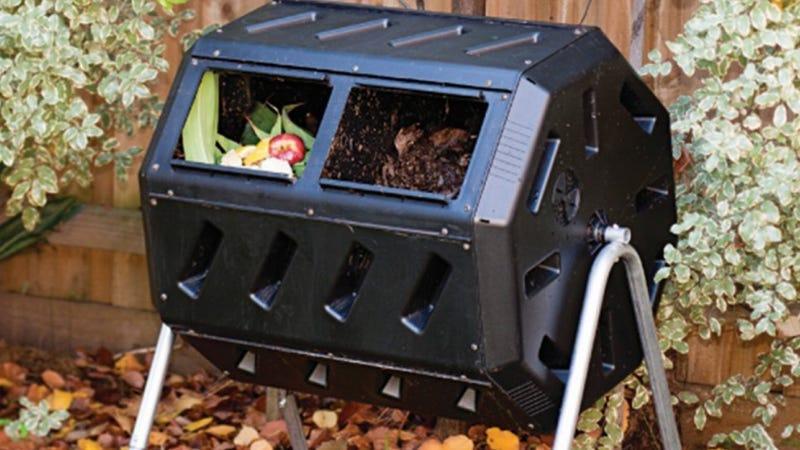 Yimby Tumbler Composter, $68