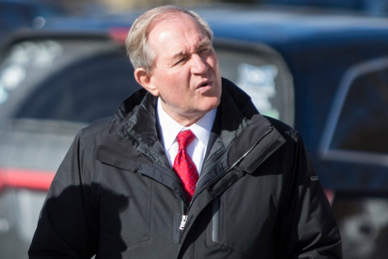 Illustration for article titled It's So Funny That Jim Gilmore Is Still Running For President