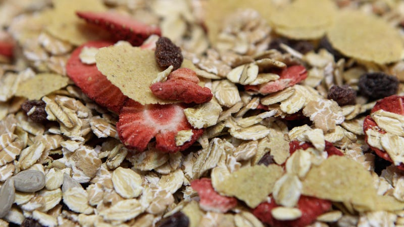 FDA Warning Wire: No Love For Playful Granola Labels