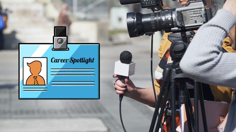 how to do a newscast