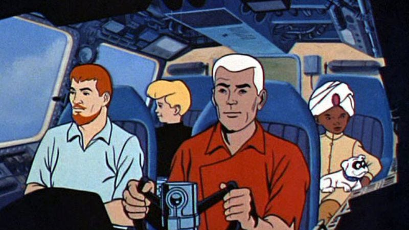 Illustration for article titled The Jonny Quest movie will be PG-13, based on the original cartoon
