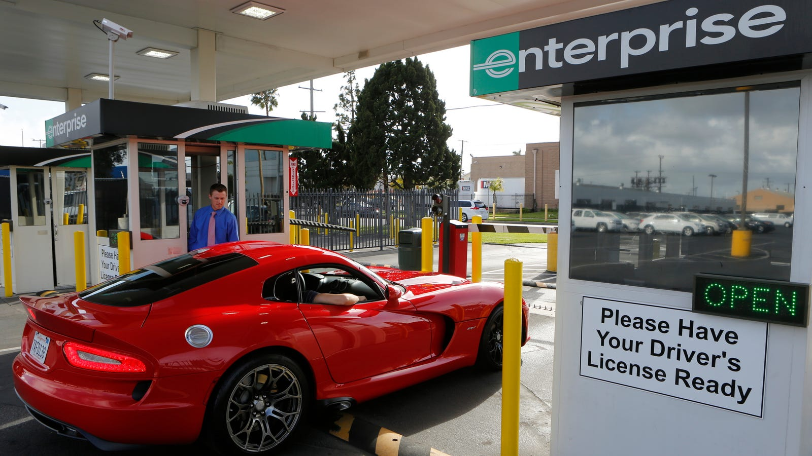Enterprise Car Rental Company Ends Discount For NRA Members